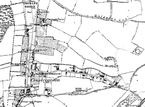 Croxley Map Pic 2